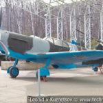 Истребитель ЛаГГ-3 1941 года в музее Победы на Поклонной горе