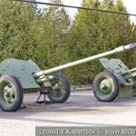 57-мм опытная противотанковая пушка М-16-2 образца 1946 года в музее Победы на Поклонной горе