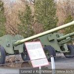 85-мм противотанковая пушка Д-48 образца 1953 года в музее Победы на Поклонной горе
