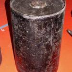Глубинная бомба ББ-1 1933 года в музее Победы на Поклонной горе