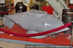 Гидроакустический буксируемый трал-излучатель в музее Победы на Поклонной горе
