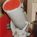 Морской бомбомет БМБ-2 1951 года в музее Победы на Поклонной горе