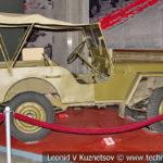 Willys MB в музее Победы на Поклонной горе