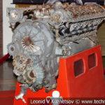 Авиационный двигатель Allison V-1710-35 в музее Победы на Поклонной горе