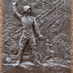 Памятник Защитникам неба Отечества в микрорайоне Заря в Балашихе