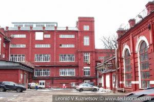 Завод Кристалл в Москве