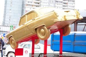 Автомузей Моторы Октября в Москве