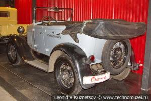 ГАЗ-А в автомузее Моторы Октября в Москве