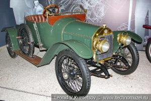 Benz 8-20 Sport 1912 года в автомузее Моторы Октября в Москве