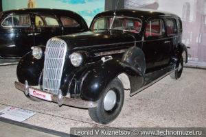 Buick Series 90 Limited 1936 модельного года в автомузее Моторы Октября в Москве
