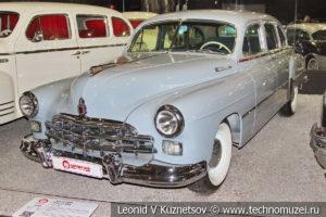 ГАЗ-12 ЗиМ 1958 года в автомузее Моторы Октября в Москве