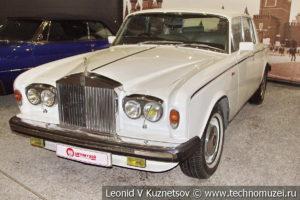 Rolls-Royce Silwer Shadow II 1980 года в автомузее Моторы Октября в Москве