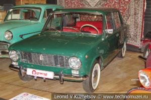 ВАЗ-2101 1976 года в автомузее Моторы Октября в Москве