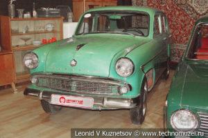Москвич-407 в автомузее Моторы Октября в Москве
