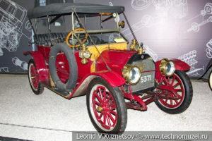 Studebaker EMF-30 1912 года в автомузее Моторы Октября в Москве