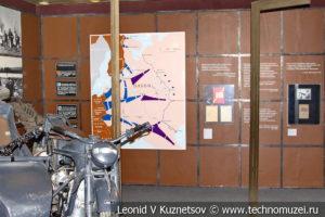 Немецкое наступление в Музее обороны Москвы