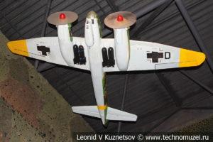 Бомбардировщик Ju-88 в Музее обороны Москвы