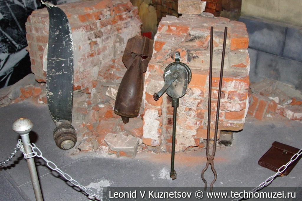 Система ПВО в Музее обороны Москвы