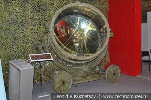 Прожектор З-15 в Музее обороны Москвы