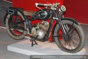 Мотоцикл Л-300 в Музее обороны Москвы