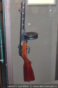 Военная продукция московских предприятий в Музее обороны Москвы