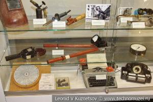 Стенд Моя профессия - газовик в музее магистрального транспорта газа