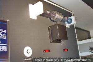 Макет Воздушное охлаждение газа в музее магистрального транспорта газа