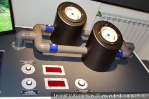 Стенд Оперативное управление в музее магистрального транспорта газа