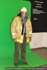 Фотки на память в музее магистрального транспорта газа