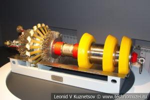 Магнитный дефектоскоп ДМТ-325 в музее магистрального транспорта газа