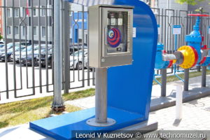 Мини-электростанция для автономного питания систем автоматики и телемеханики газопроводов в музее магистрального транспорта газа