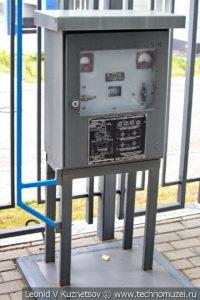 Катодная сетевая станция КСС-600 в музее магистрального транспорта газа