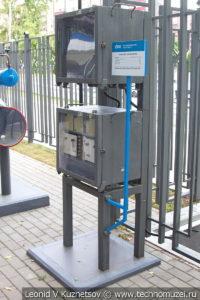 Пункт контроля Магистраль-1 в музее магистрального транспорта газа