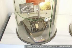 Стенд Первый газопровод в музее магистрального транспорта газа
