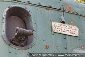 Памятник паровоз Эр 787-75 на Тульской детской железной дороге