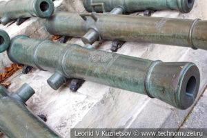 6-фунтовая прусская пушка армии Наполеона в Московском Кремле