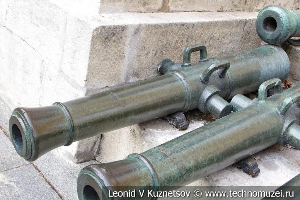 Баварская пушка армии Наполеона в Московском Кремле