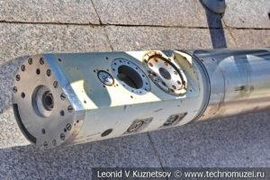 Перископ подводной лодки в Музее Военно-морского флота в Москве