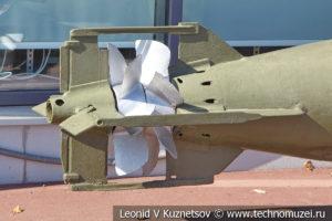 Учебно-тренировочная торпеда в Музее Военно-морского флота в Москве