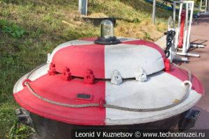 Аварийный буй в Музее Военно-морского флота в Москве