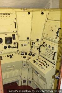 Рубка гидроакустика подводной лодки Б-396 в Музее Военно-морского флота в Москве