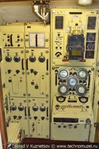 Рубка радиолокации подводной лодки Б-396 в Музее Военно-морского флота в Москве