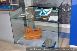 Фрагменты АПЛ Курск в Музее Военно-морского флота в Москве