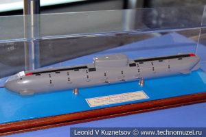 Подводный миноносец Матрос Петр Кошка (модель) в Музее Военно-морского флота в Москве