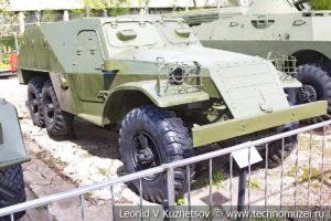 Бронетранспортер БТР-152В-1 в Центральном музее Вооруженных Сил