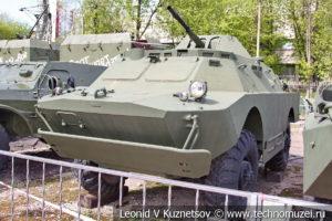 Боевая разведывательно-дозорная машина БРДМ-2 в Центральном музее Вооруженных Сил