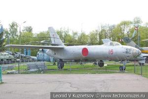 Бомбардировщик Ил-28 в Центральном музее Вооруженных Сил