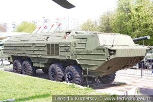 Оперативно-тактический ракетный комплекс ОТР-23 (9К714) Ока в Центральном музее Вооруженных Сил