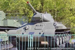 Средний танк Т-34-76 в Центральном музее Вооруженных Сил