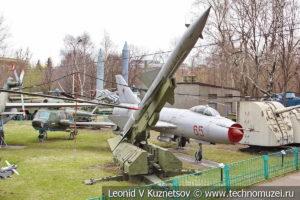Зенитный комплекс С-75 в Центральном музее Вооруженных Сил